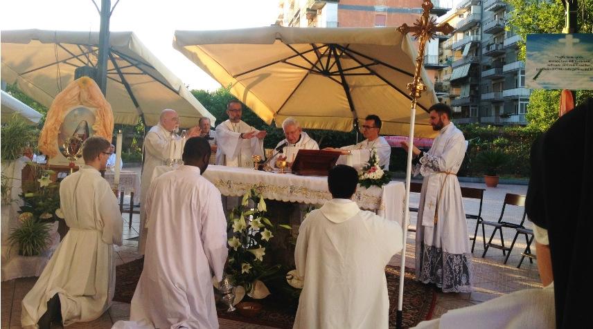 105° Anniversario di nascita al cielo della Beata Maria della Passione