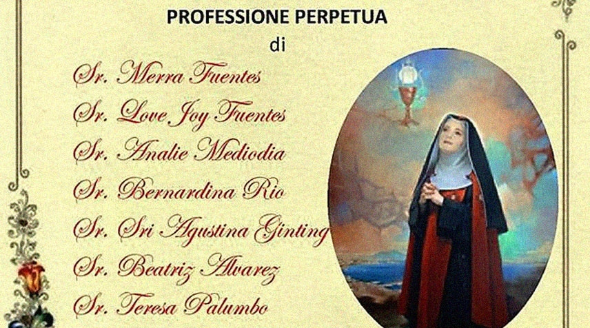 PROFESSIONE PERPETUA