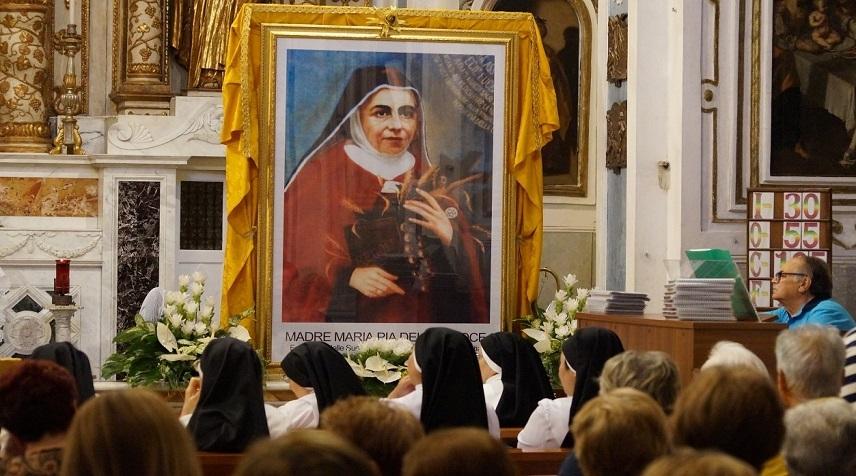 Apertura dell'Anno Centenario della Venerabile Madre Maria Pia della Croce-Notari a Conversano