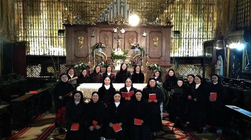 Natale in Canto a San Gregorio Armeno