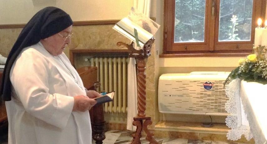 50° Anniversario di vita consacrata di suor Carmelita Maiorino