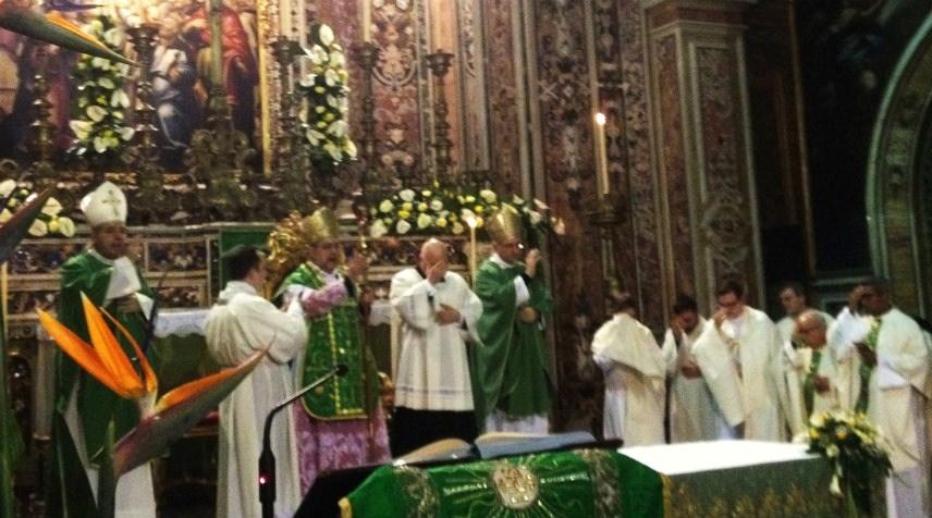 Celebrazione Eucaristica per la proclamazione delle virtù eroiche di Maria Pia Notari