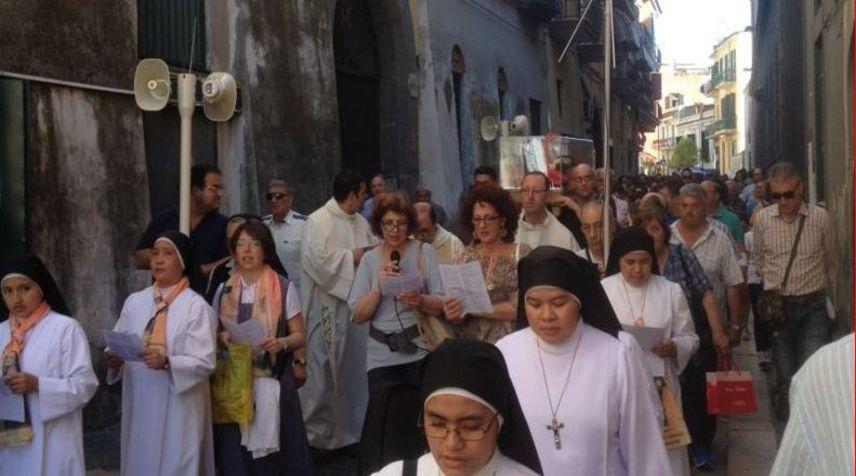 Beata Maria della Passione: il cammino verso la santità fa sosta a Barra.