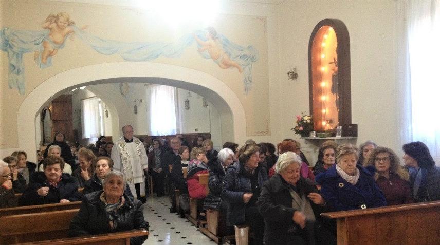 Incontro degli Ausiliari Eucaristici a Capriglia, 1ª  domenica di Avvento