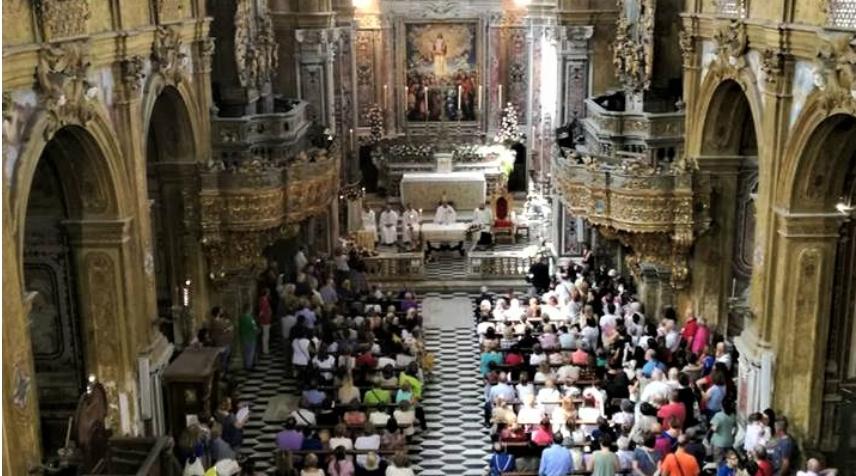 Commemorazione di Santa Patrizia del 25 agosto 2018