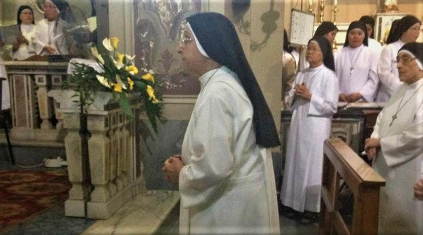 50° Anniversario di Vita Religiosa di suor Antonella Simeoli