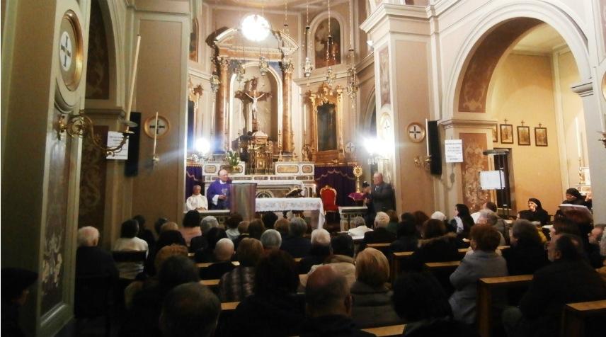 Gli Ausiliari Eucaristici riuniti a San Giorgio a Cremano