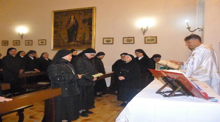 5ª Rinnovazione dei Voti di suor Ritchel Francisco  e suor Fatima Aparece