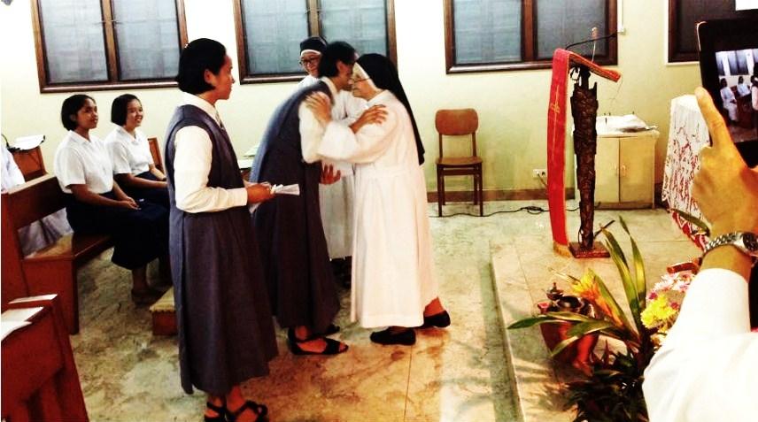 Esaltazione della Santa Croce e rinnovazione devozionale dei voti