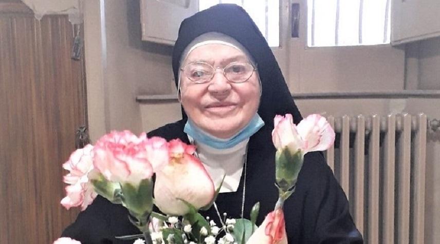 60° Anniversario di Vita Consacrata di M. Prediletta Valenzano