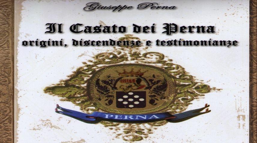 Il Casato dei Perna e il legame con la Beata Maria della Passione