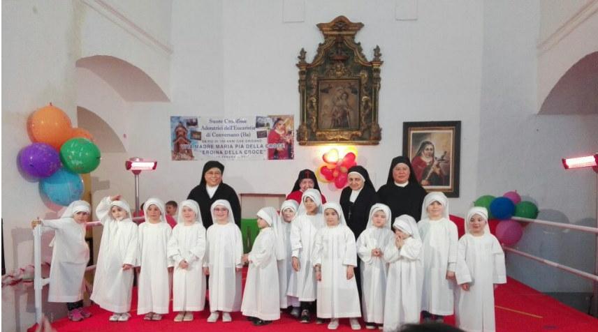A Conversano un musical dei bambini ha celebrato la Venerabile Maria Pia