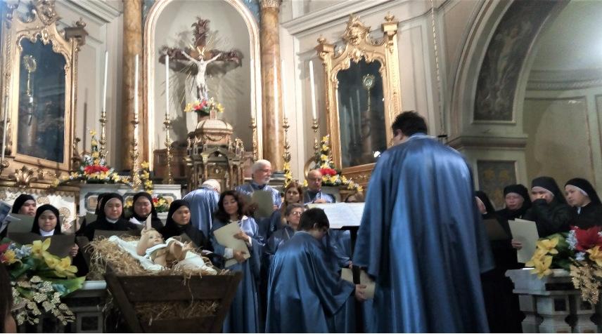 A San Giorgio a Cremano si prega cantando per la Venerabile Maria Pia