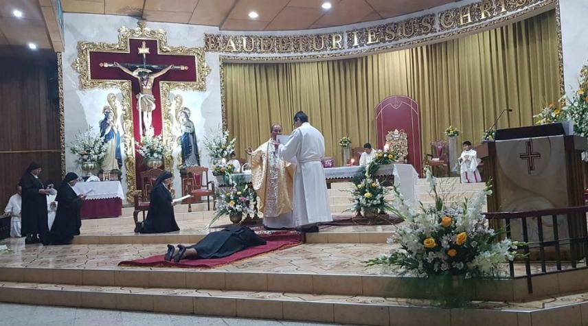 Professione Perpetua e entrata in Noviziato a Huánuco, Perù - 29 settembre 2018