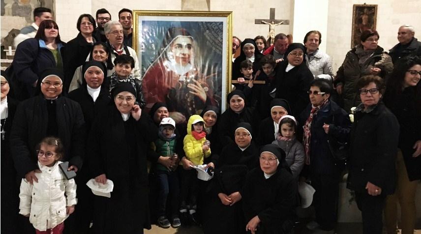 Conversano in festa per la Venerabilità di Maria Pia della Croce