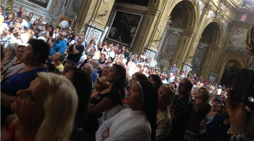 Festa liturgica di Santa Patrizia - 26 agosto 2017